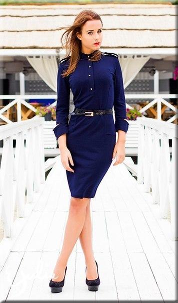 Платье дипломат