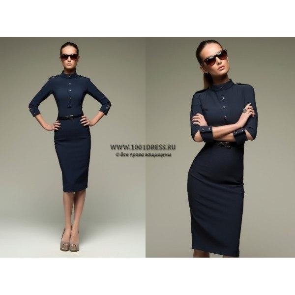 Модели платья с молнией на спине
